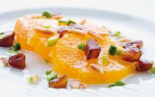 Ricetta insalata d'arance bionde siciliane