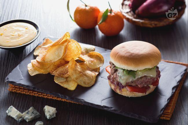 Ricetta burger d'anatra con maionese agli agrumi