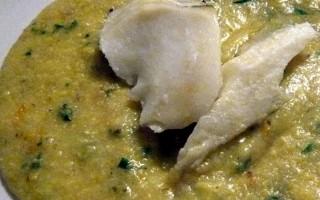 Ricetta polenta e baccalà