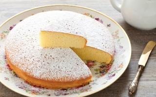 Ricetta torta margherita con il bimby