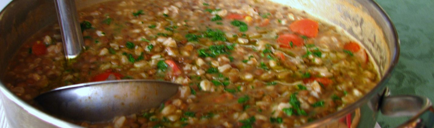Ricetta minestrone toscano