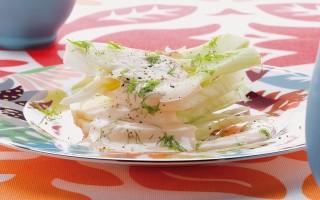 Ricetta crudo di finocchi con maionese piccante al succo di agrumi ...