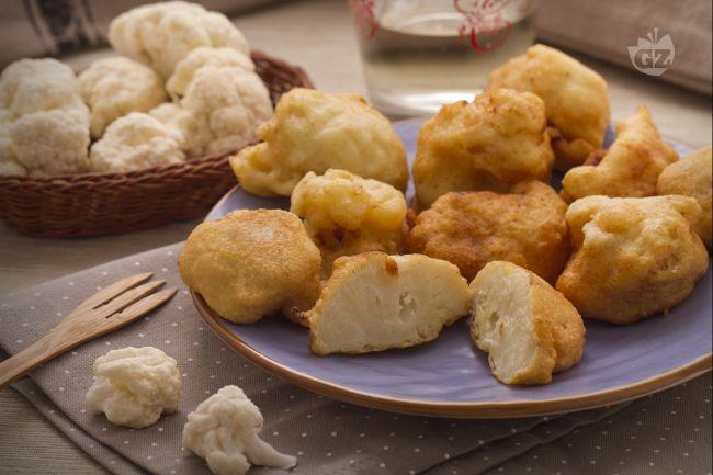 Ricetta cavolfiore in pastella
