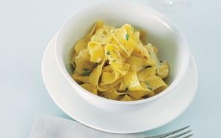 Ricetta pappardelle con cavolfiori alla crema di gorgonzola ...