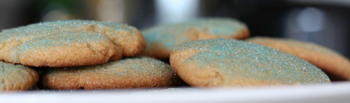 Ricetta biscotti galletti senza uova ricoperti di zucchero