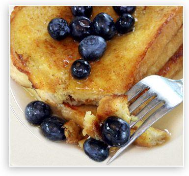 Ricetta pan carrè con la frutta
