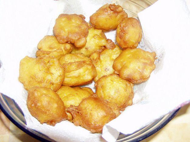Ricetta frittelle di formaggio e zucca