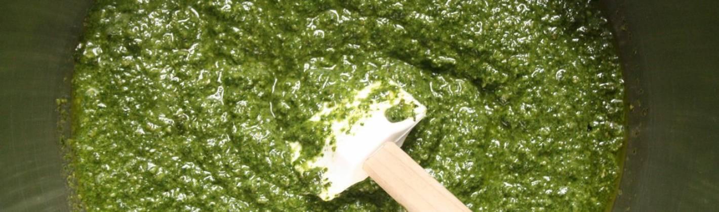 Ricetta pesto senza aglio