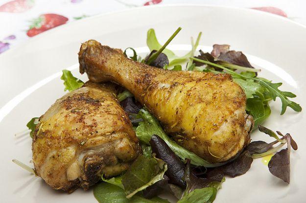 Ricetta cosce di pollo speziate