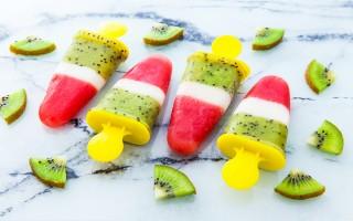Ricetta ghiaccioli tricolore