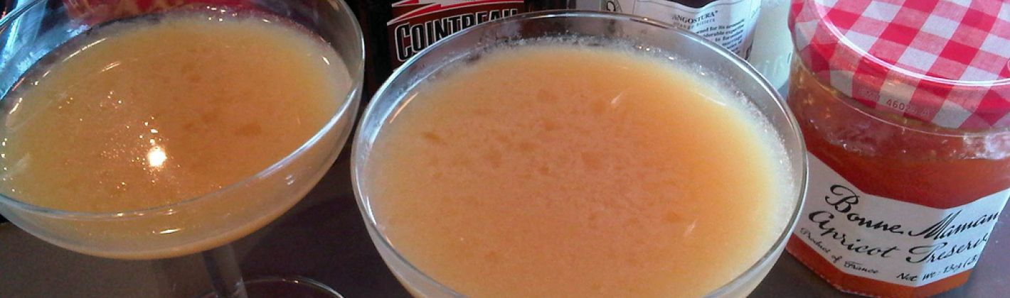 Ricetta cocktail all'albicocca