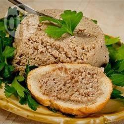 Patè di carne canadese (cretons)