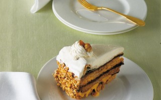 Ricetta torta di nocciole e crema gianduia