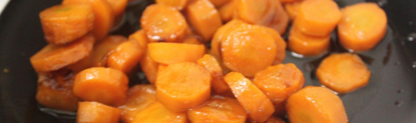 Ricetta carote alla cannella
