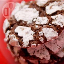 Brownies-biscotti al cioccolato