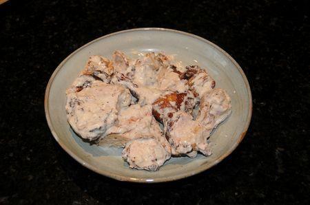 Ricetta pollo esotico in salsa di yogurt