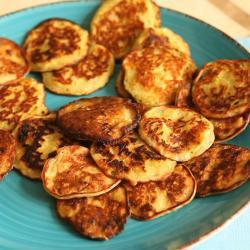 Pancake di zucchine