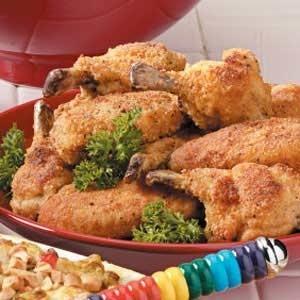 Ricetta ali di pollo in crosta