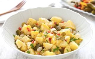 Ricetta insalata di patate saporita