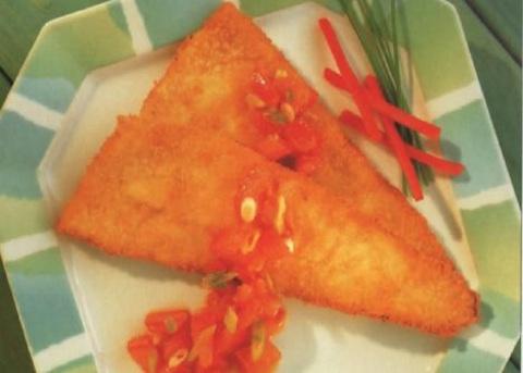 Filetti di pesce alle spezie cinesi