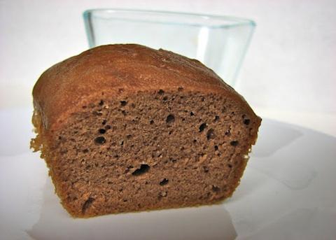 Pudding di pane al caffe