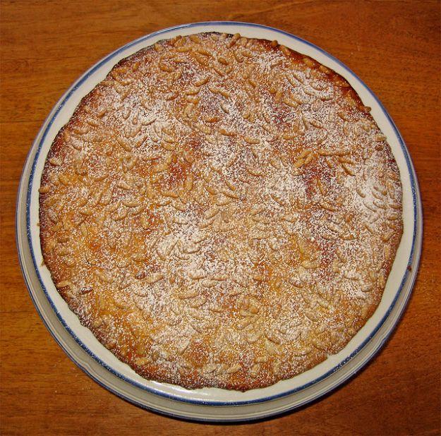Ricetta torta ai pinoli con il bimby