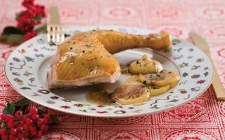 Ricetta pollo al limone al forno