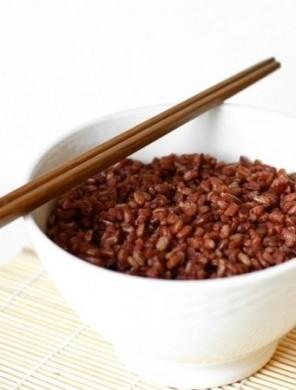 Ricetta riso rosso con germogli di soia