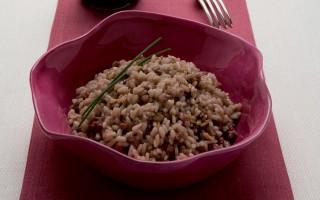 Ricetta risotto con salsiccia e balsamico