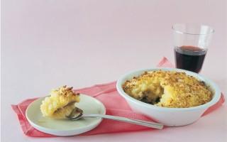 Ricetta sformato di patate, groviera e salsiccia