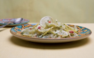 Ricetta insalata di limoni