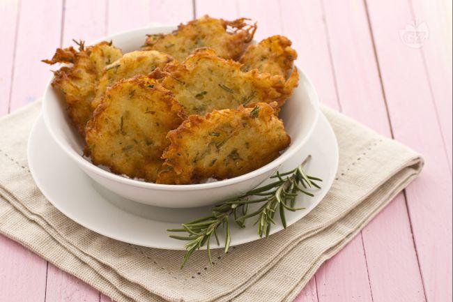 Ricetta frittelle croccanti di patate
