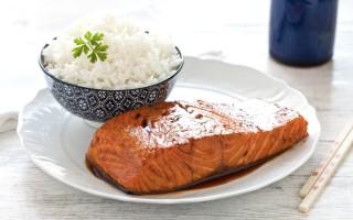 Ricetta salmone teriyaki