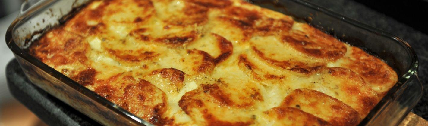 Ricetta patate al forno al parmigiano