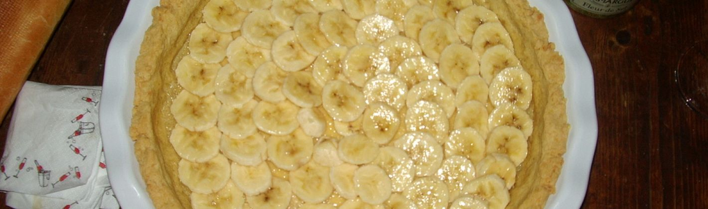 Ricetta torta di banane e ricotta