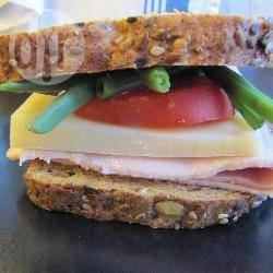 Il mio personalissimo club sandwich