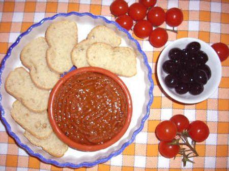 Ricetta caviale di melanzane e pomodoro