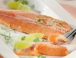 Ricetta scaloppine di trota salmonata