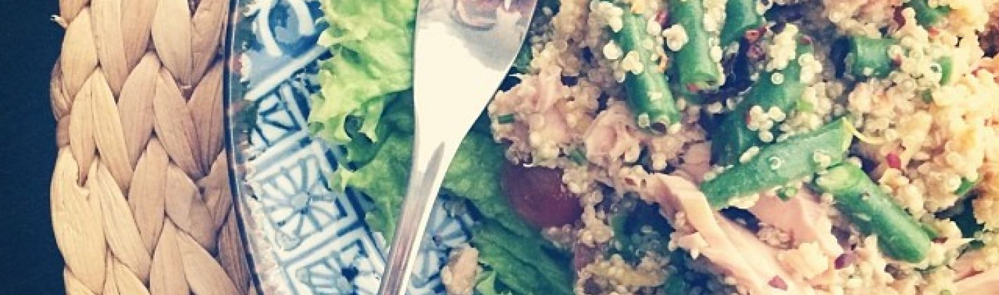 Ricetta quinoa col tonno