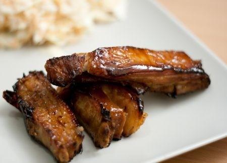 """Ricetta costine di maiale al """"barbecue"""""""