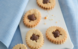 Ricetta biscotti alla crema di nocciole e cioccolato