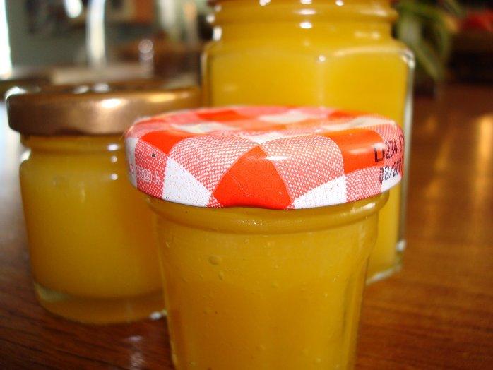Curd all'arancia