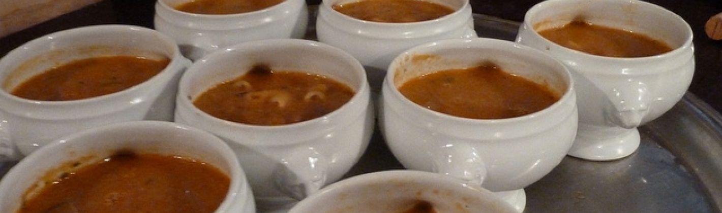 Ricetta minestra con fagioli e formaggio alla nuorese