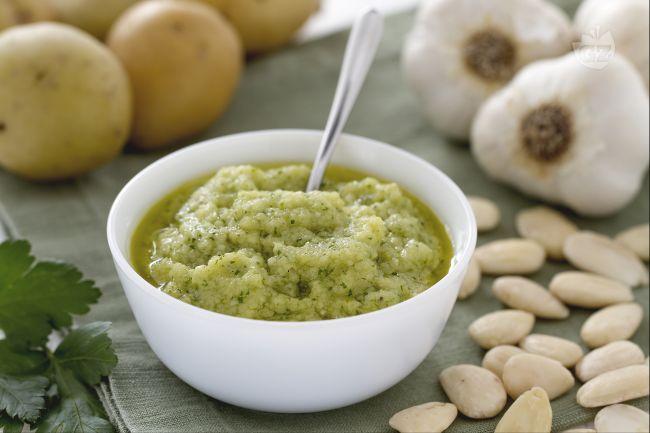 Ricetta salsa d'aglio