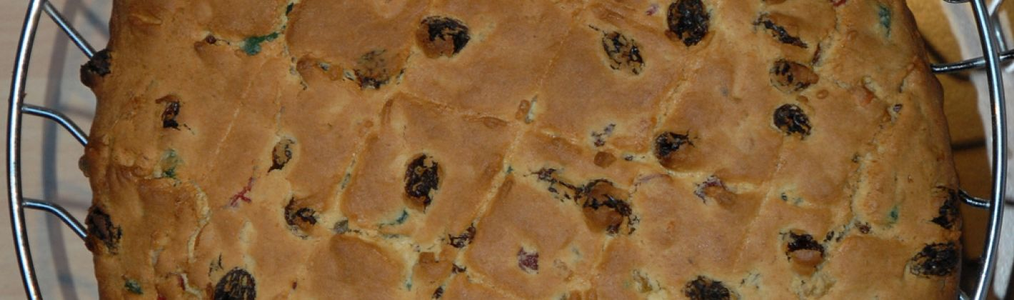 Ricetta pandolce con nocciole e cioccolato