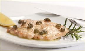 Scaloppine ai capperi