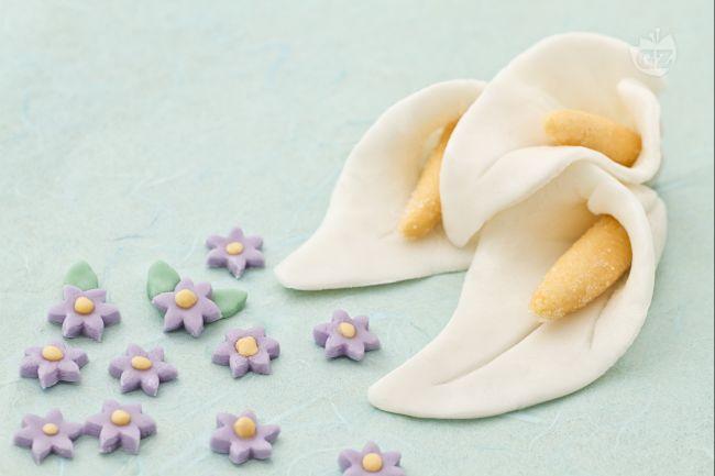 Ricetta pasta di zucchero