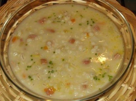 Ricetta minestra di orzo