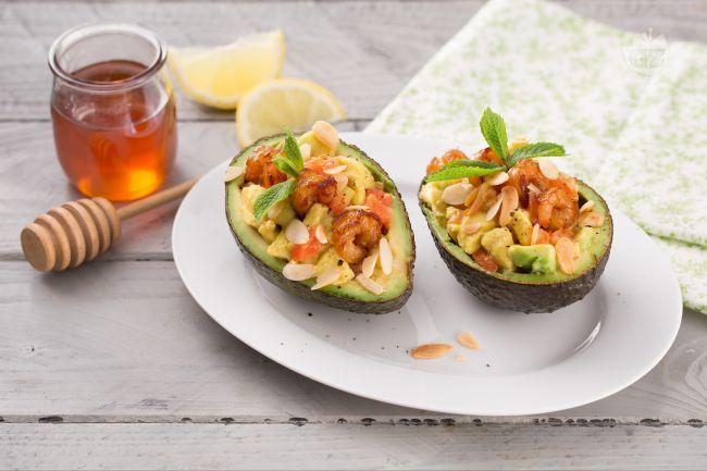 Ricetta avocado ripieno