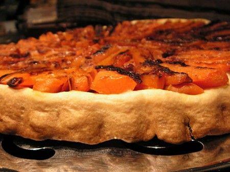 Ricetta tatin di carote